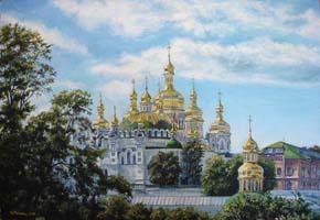 Киево-печерская лавра. Н.Резник