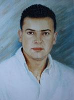Портреты (масло)