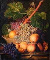 Фрукты Жан Франсуа ван Дан. 60х50 , копия, Н.Резник