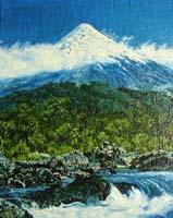 Горы (20х30  Н. Резник)