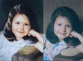 Портреты с оригиналом